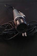 Vintage SHURE BROS. PE515 Unidyne B Dynamic Microphone/Atlas Stand - $34.99