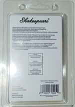 Shakespeare Ugly Head Hybrid Pushnload Yellow 4 in Plastic 12pk image 2