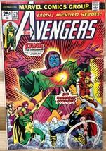 THE AVENGERS #129 (1974) Marvel Comics G/VG - $9.89