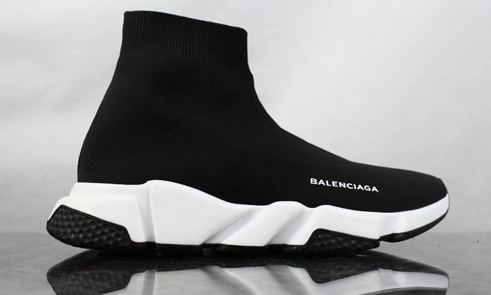 d445a8473320e 444. 444. Previous. Balenciaga Speed Trainer Sock sneakers shoes 39 BLACK · Balenciaga  Speed Trainer ...