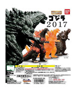 HG Godzilla 2017 Mini Figure Collection - $31.90