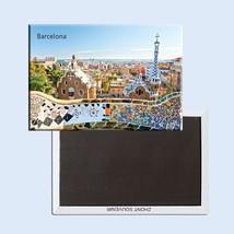 Tourist Travel Souvenirs Magnets Visited City Building Panoramic Fridge ... - $4.40+
