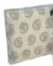Ralph Lauren Full Flat Sheet Cotton 450 Thread Count Paisley / Multi Color New. - $69.50