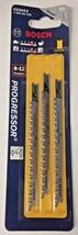 """Bosch U234X3 4-1/4"""" x 8-12 TPI Progressor For Wood U-Shank Jig Saw Blade... - $4.95"""