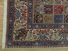 9 x 13 Fine Quality Complex Design Multi-Color Bakhtiari Persian Rug image 7