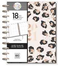 The Happy Planner Big Wild Style 18 Mo July 2020 - Dec 2021 Vertical Lay... - $39.96