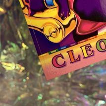 Vintage Lisa Frank JUMBO Cleocatra Sticker Excellent Condition VHTF Cleopatra image 5