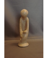 Hand Carved Parent & Child Soapstone Figurine - Made in Kenya - $5.49