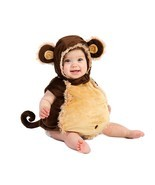 Princess Paradise Baby's Deluxe Melvin the Monkey Costume,Brown/Beige 6-... - $59.13