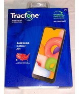 Samsung Galaxy A01 16GB | Tracfone      *** BRAND NEW IN BOX *** - $48.99