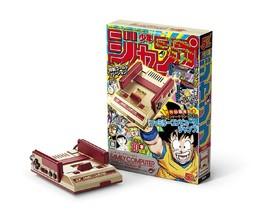 Nintendo Classic Mini Famicom NES Shonen Jump 50th Anniversary Gold Ver. Limited - $138.80