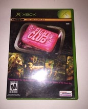 Fight Club Microsoft Xbox Video Game Complete - $9.84