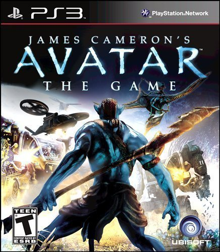 Avatar - Playstation 3 [PlayStation 3]