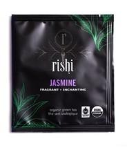 Rishi Tea Organic Fair Trade Tea Bags, Jasmine, 50 Count