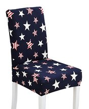 Dining Chair Cover Protector Seat Slipcover for Hotel Dining Room - $13.37