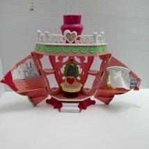 "9"" La Ti Da Hair Salon & Spa House Playset My Little Pony MLP 2008 Hasbro - $10.41"