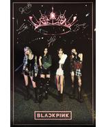 Blackpink Signed Poster - $210.00