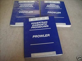 2002 PLYMOUTH PROWLER DIAGNOSTICS PROCEDURES Service Repair Shop Manual SET - $12.00