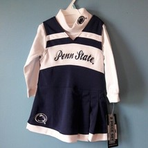 Toddler 2T Penn State Dress and Shirt, New - $30.00