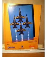 Souvenir Program The Greater Denver Airshow September 11 & 12 1987 - $8.99