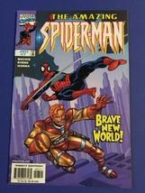 Amazing Spider-Man (Marvel, Jul. 1999 2nd Series) #7 Mackie, Byrne, Hanna - $8.00