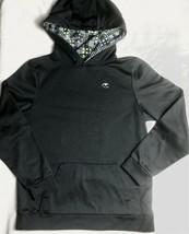 Champion boy's black hoodie Sz M 10-12 - $14.50