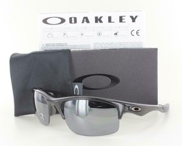 Oakley Bottle Rocket POLARIZED Sunglasses OO9164-01 Polished Black W/ Bl... - $79.19