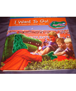 """NCAA FLORIDA GATORS CHILDREN'S HARDCOVER """"I WANT TO GO"""" BOOK NEW - $10.37"""