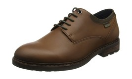 Brown Derby Up Mens i17 M9e UK caceres Lace Pikolinos 10 Cuero 7Zxq6w1Cx