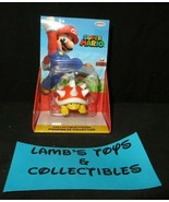 "Super Mario Jakks Pacific 2.5"" collectible figure 2020 Nintendo Spiny ac... - $23.73"
