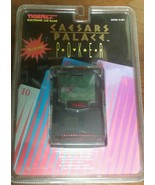 Caesars palace Poker 76-001 Handheld Electronic LCD Talking Card Game  - $22.00