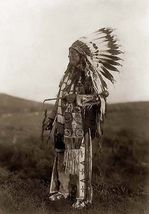 New Mens Native American Beige Buckskin Goat Leather Hippie War Shirt NA46 image 4