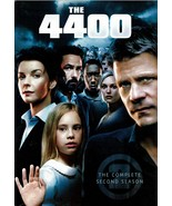 The 4400 - Complete Second Season (DVD, 2006, 4-Disc Set, Widescreen) Li... - $14.99