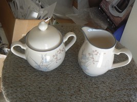 Noritake Kilkee cream and sugar 1 available - $15.74