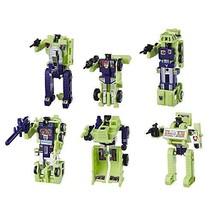 Hasbro Transformers: Vintage G1 Constructicon Devastator 6-Figure Collec... - $116.06