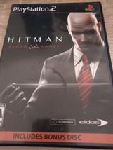 Sony PS2 Hitman: Blood Money image 1