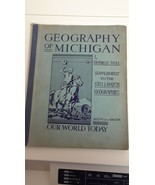 Geography of Michigan  DeForest Stull Stull-Hatch Genealogy Research History - $69.25