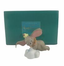 Walt Disney Classics Dumbo When I See An Elephant Fly Porcelain Figurine... - $30.81