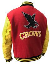 Crows Tom Welling Smallville Letterman Clark Kent Varsity Bomber Jacket  image 2