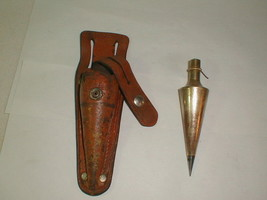 Plum bob brass K&E keuffer esser 830006 11 oz tool - $50.00