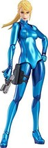 figma 306 Metroid SAMUS ARAN Zero Suit Action Figure Good Company Smile - $69.44