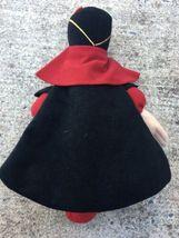 "Aladdin Jafar Plush Beanbag 8"" Disney Store Villain Figure Stuffed Doll Toy image 4"