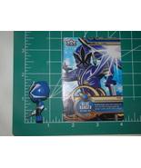 POWER RANGERS AMURAI - BAN DAI - Trading Card and Figure - BLUE RANGER - $15.00