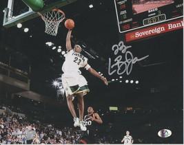 "LeBron James #23 Vincent St Mary H.S. Signed Autographed  8"" x 10"" Photo... - ₹4,256.54 INR"