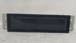 2010-2012 Ford Fusion Information Display Screen 115150 - $57.45