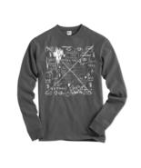 Basquiat Rammellzee and K-Rob Album Cover Artwork Long Sleeve Shirt - $24.70+