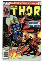 Thor #306 comic book-1981-Origin of Air Walker and Firelord - $24.83
