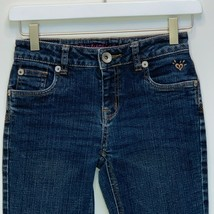 Justice Girls Simply Low Blue Jeans Size 12 - $22.74