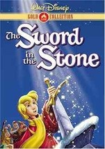 DVD - The Sword in the Stone (Disney Gold Classic Collection) DVD  - $17.94