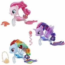 My Little Pony The Movie Flip & Flow Seapony Wave 1 Complete Set NIB/Sealed - $39.99